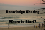 knowledge sharing - priority