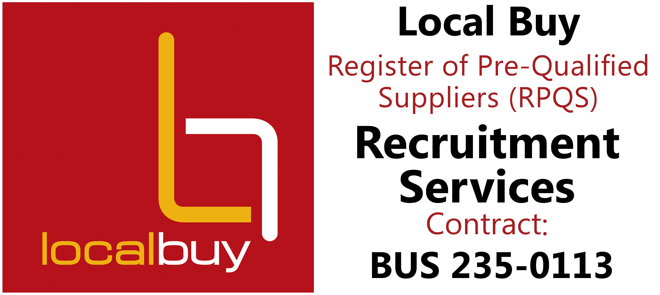 Local Buy Pre-Qualified Supplier Recruitment Services