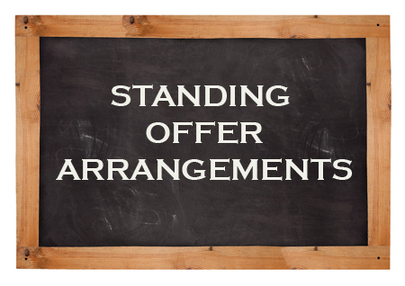 Standing Offer Arrangement: QLD Government ICT Related Services